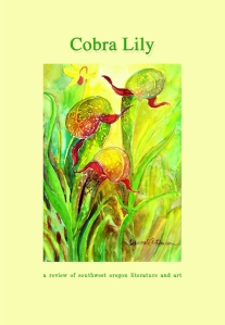 Cobra Lily Annual Cover small
